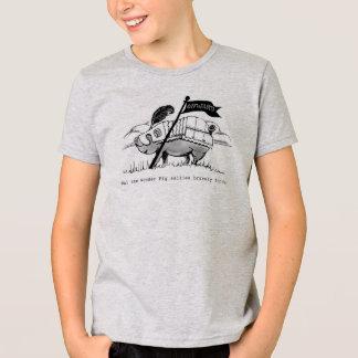 Wai - Kinder T-shirt, kunstwerk door Charlotte T Shirt