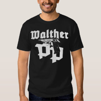 Walther pp t-shirts