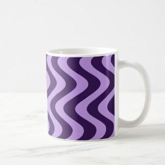 Wankel Golven (Sering/Viooltje) Koffiemok