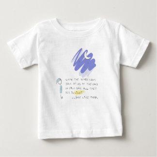 """""""Wanneer de sterren terug ons"""" de T-shirt van het"""