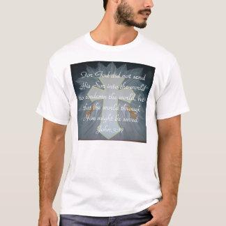 Want de God Zijn Zoon niet in t… T Shirt