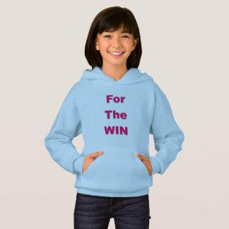 Want Hanes ComfortBlend® Hoodie van Meisjes win