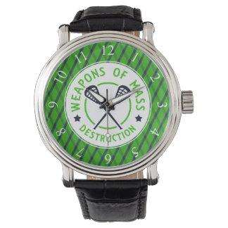 Wapens van het Horloge van de Lacrosse van de
