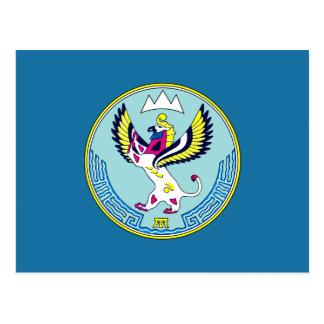 Wapenschild van Altai Briefkaart