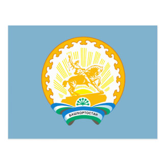 Wapenschild van Bashkortostan Briefkaart