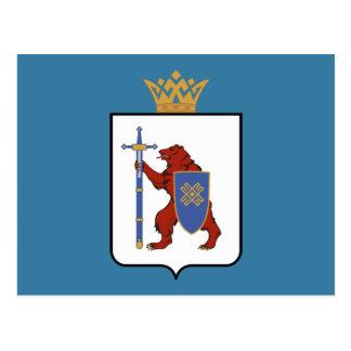 Wapenschild van de Mari-Republiek Gr Briefkaart