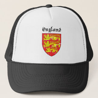 Wapenschild van Engeland Trucker Pet