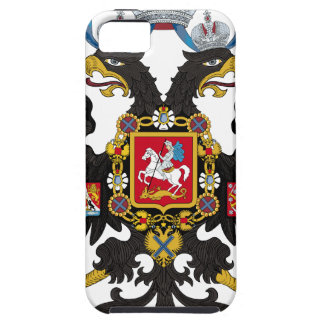 Wapenschild van het Russische Imperium Tough iPhone 5 Hoesje