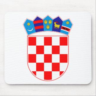 Wapenschild van Kroatië, Kroatisch Embleem, Muismatten