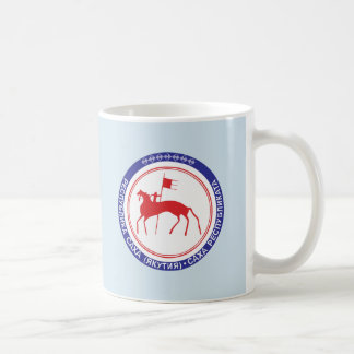 Wapenschild van Sakha Koffiemok