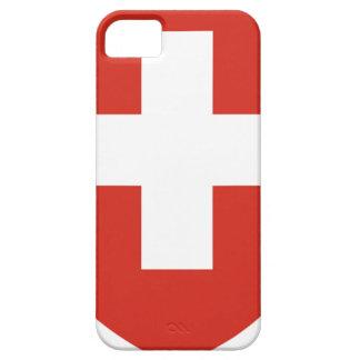 Wapenschild van Zwitserland - Wappen der Schweiz Barely There iPhone 5 Hoesje
