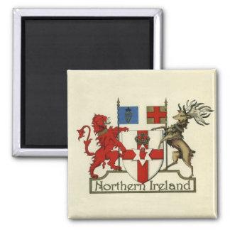 Wapenschild voor Noord-Ierland Magneet