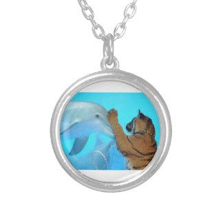 Ware Liefde Vriendschap De dolfijn en de Tijger Hangertje