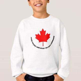 ware patriotliefde in al thy zonenbevel trui