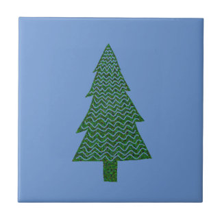 Warme en Mooie Christmassy Tegeltje