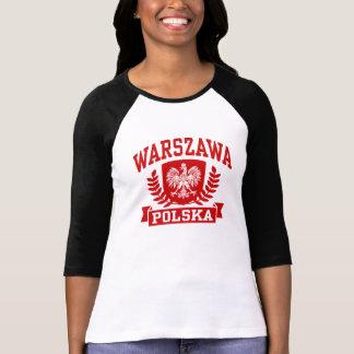 Warschau Polska T Shirt