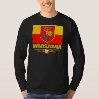 Warschau (Warshau) Polen T Shirt
