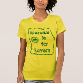 Warshau is voor Minnaars T Shirt