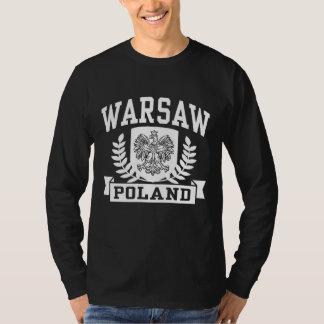 Warshau Polen T Shirt