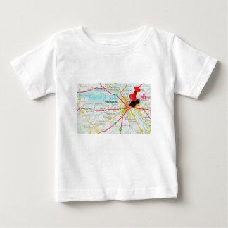 Warshau, Warschau in Polen Baby T Shirts