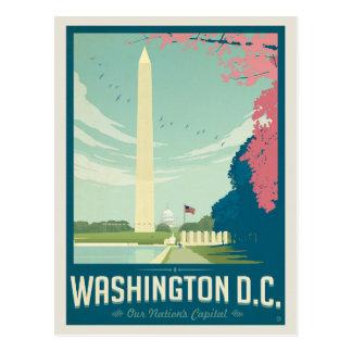 Washington, D.C. - het Kapitaal van Onze Natie Briefkaart