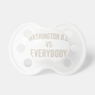 Washington DC versus iedereen Speentje