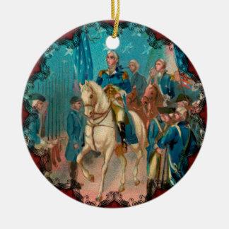 Washington en het Ornament van Troepen