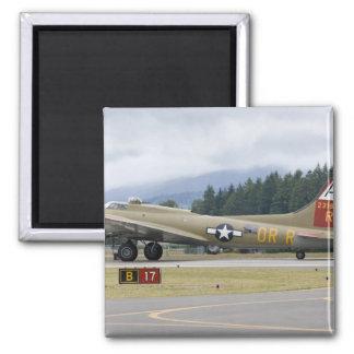 Washington, Olympia, militaire airshow. 3 Magneet