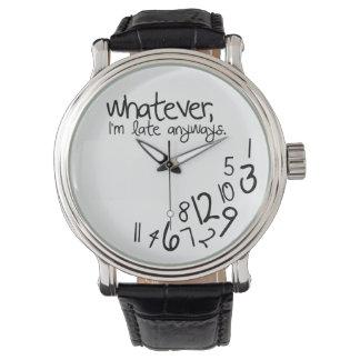 Gepersonaliseerde horloges