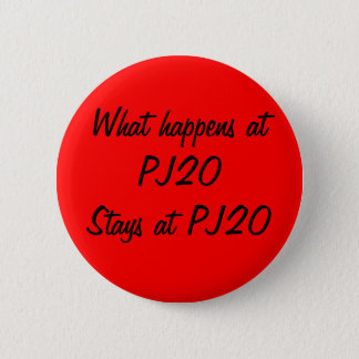 Wat bij PJ20 gebeurt Ronde Button 5,7 Cm