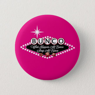 Wat bij Verblijven Bunco bij Pret Bunco gebeurt Ronde Button 5,7 Cm