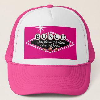 Wat bij Verblijven Bunco bij Pret Bunco gebeurt Trucker Pet