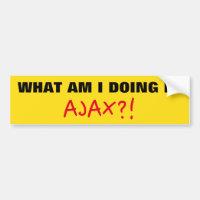 Ajax cadeaus for Ajax kussen