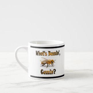Wat is Buzzin Cuzzin? Espresso Kop