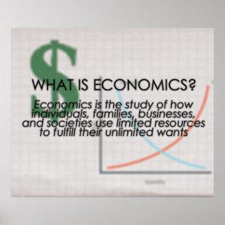 Wat is Economie? *UPDATED* Poster