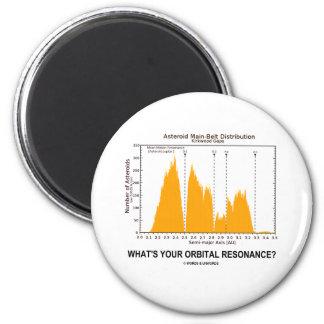 Wat is Uw Orbitale Resonantie? (De Humor van de Ronde Magneet 5,7 Cm