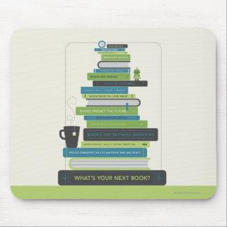 Wat is Uw Volgende Boek? Muismatten