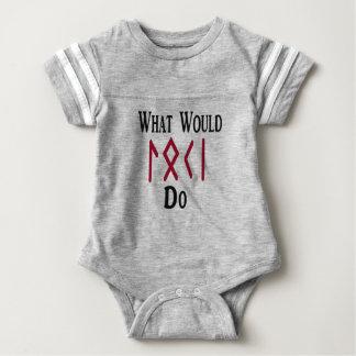 Wat LOKI zou doen Baby Bodysuit