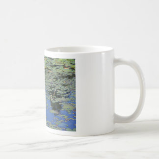 Water lillies koffiemok