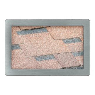 Waterdicht fragment van het behandelen van een dak gesp