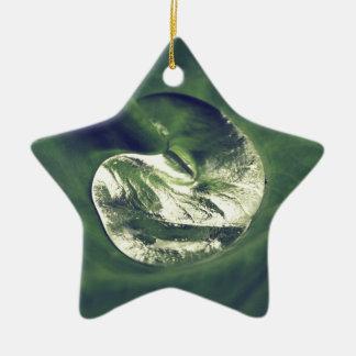 Waterdrop Keramisch Ster Ornament