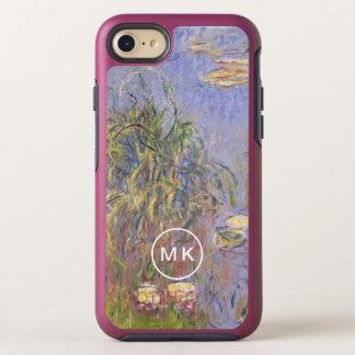 Waterlelies, Cluster van Gras OtterBox Symmetry iPhone 8/7 Hoesje
