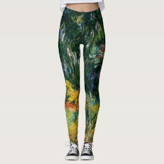 Waterlelies door Monet Leggings