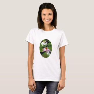 Waterlelies van Fiji T Shirt