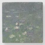 Waterlilies: Ochtend, 1914-18 Stenen Onderzetter