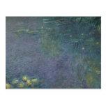 Waterlilies: Ochtend, 1914-18 Wens Kaarten