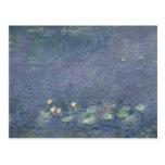 Waterlilies: Ochtend, 1914-18 Wenskaarten