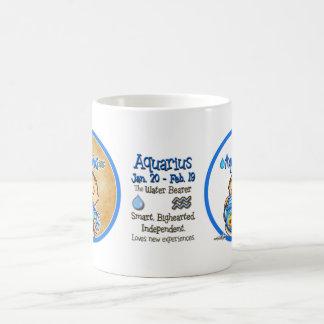 Waterman - de Drager van het Water Koffiemok