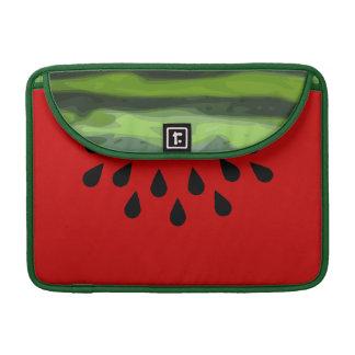 Watermeloen MacBook Pro Beschermhoes