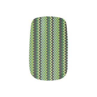 watermeloen - nailart minx nail folie